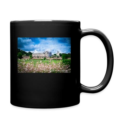 Barbara Mapelli - Castello di Chenonceau, Francia - Tazza monocolore