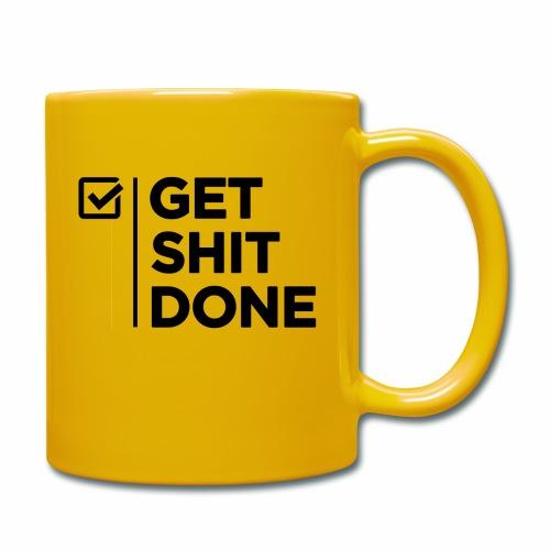 Get Shit Done - Full Colour Mug