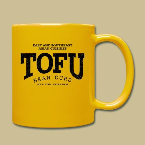 Tofu (black oldstyle) - Tasse einfarbig
