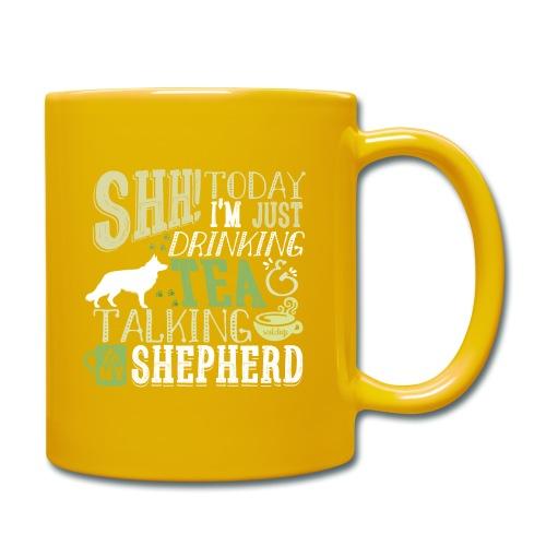 SHH GSD Tea 4 - Yksivärinen muki