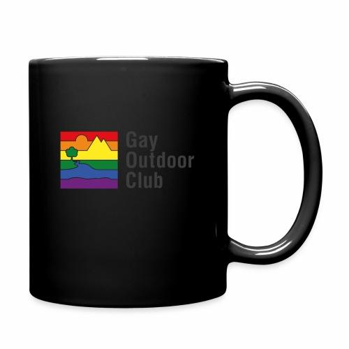 GOC Logo Black Text - Full Colour Mug