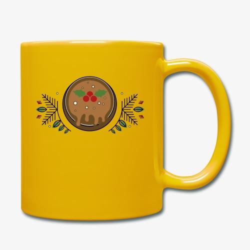CHRISTMAS PUDDING - Full Colour Mug