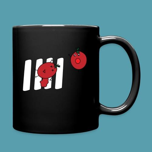 tomaatit - Yksivärinen muki