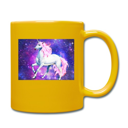 Magical unicorn shirt - Full Colour Mug