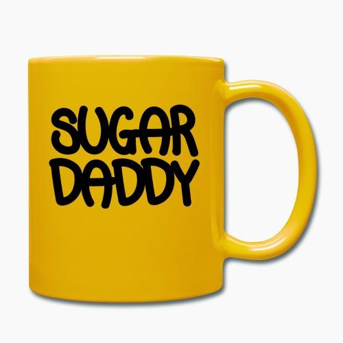 Sugar Daddy Zwart - Mok uni