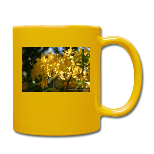 Yellow Lilles - Full Colour Mug