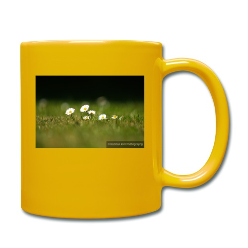 Daisies - Full Colour Mug