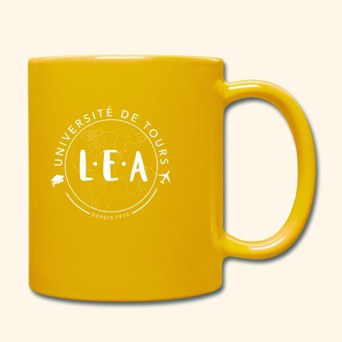 L.E.A Blanc - Mug uni
