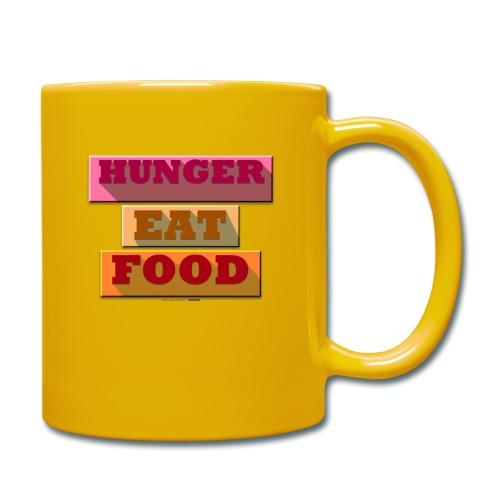 Hunger TShirt - Mug uni