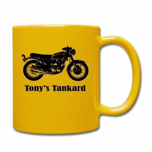 tonys tankard - Full Colour Mug