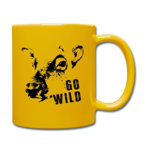 Go Wild - Tasse einfarbig