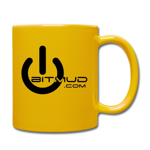 Bitmud Logo - Tasse einfarbig