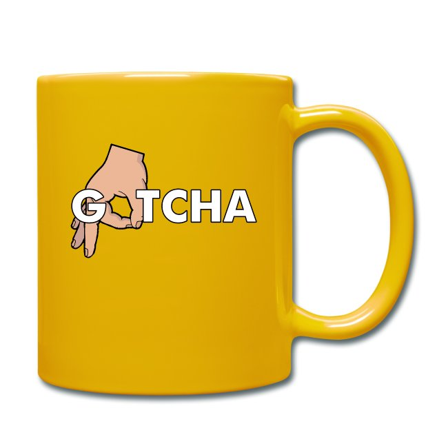 Gotcha Made You Look Funny Finger Circle Hand Game