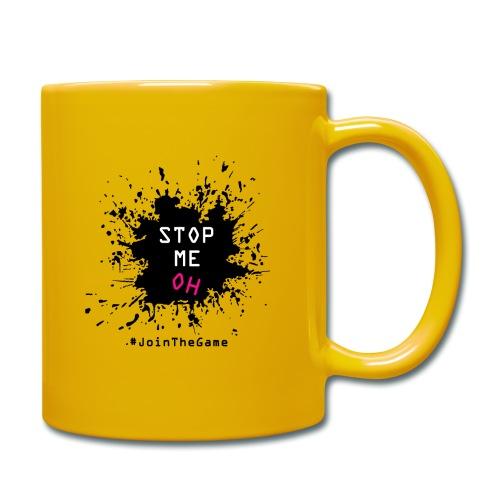 Stop me oh - Full Colour Mug