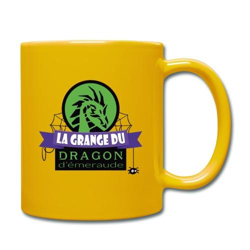 La grange du Dragon d'émeraude - Mug uni