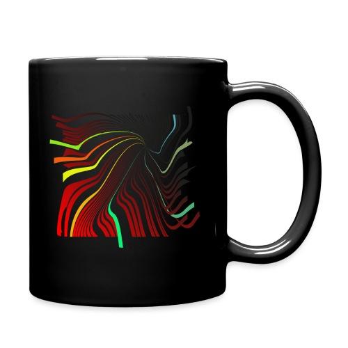Spirale 01 - Tasse einfarbig