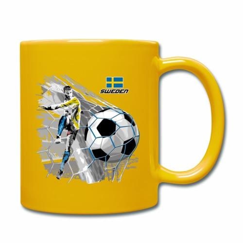 FP22F 16 SWEDEN FOOTBALL - Yksivärinen muki