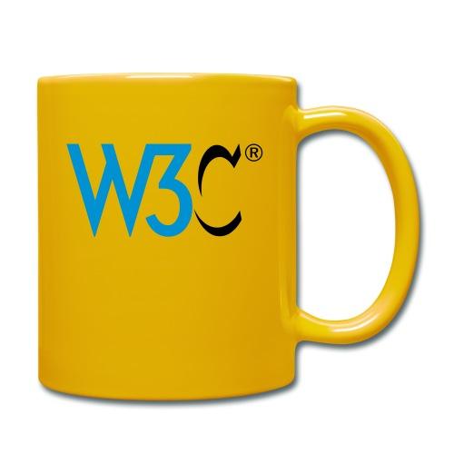 w3c - Full Colour Mug