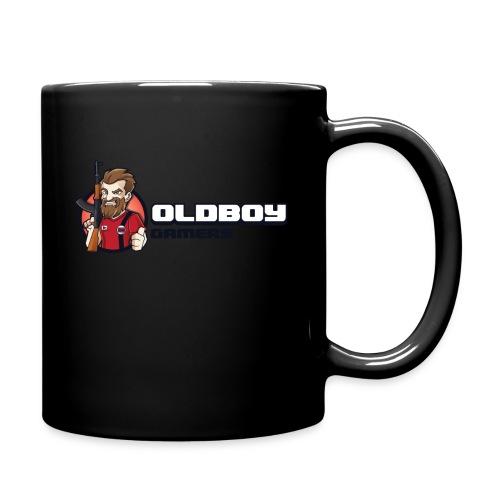 Oldboy Gamers Fanshirt - Ensfarget kopp