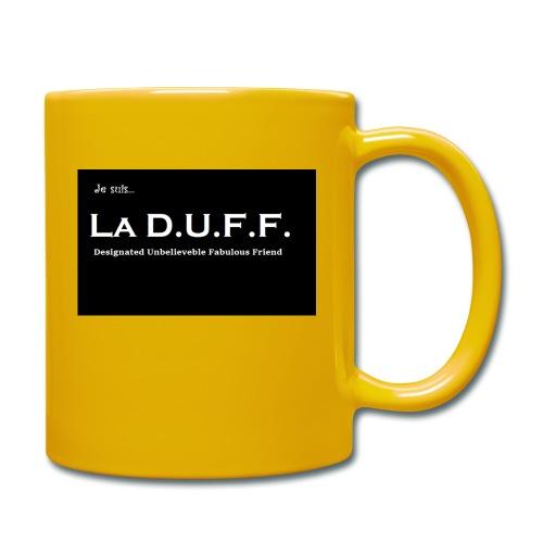Je Suis La D.U.F.F. Shirt female - Mok uni