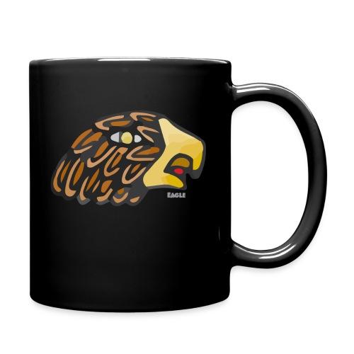 Aztec Icon Eagle - Full Colour Mug