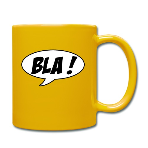 Bla - Full Colour Mug