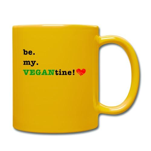 VEGANtine Green - Full Colour Mug