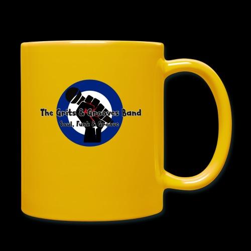Grits & Grooves Band - Full Colour Mug