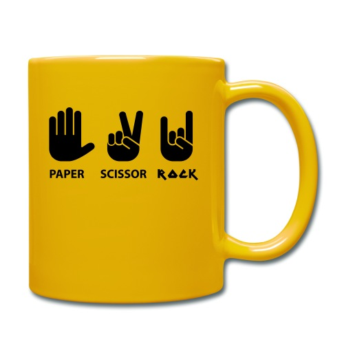 paper scissors rock c - Mok uni