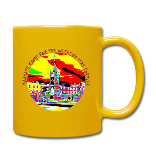 Come for the weekend! - Full Colour Mug