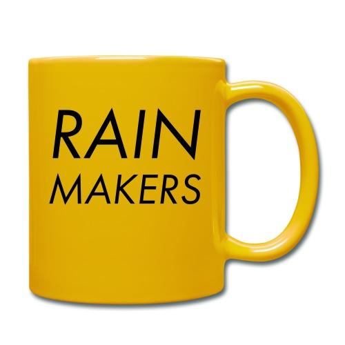 rainmakertext - Yksivärinen muki