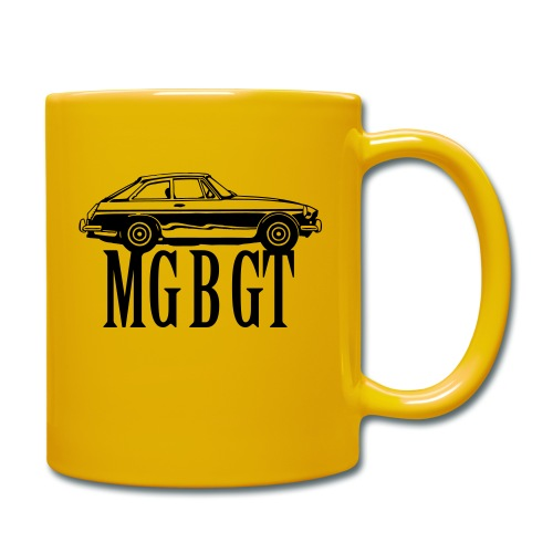 MG MGB GT - Autonaut.com - Full Colour Mug