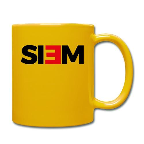 siem_zwart - Mok uni