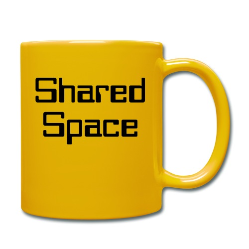 Shared Space - Tasse einfarbig