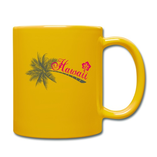 hawaii - Mug uni