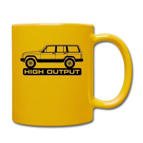 Jeep XJ High Output - Autonaut.com - Full Colour Mug