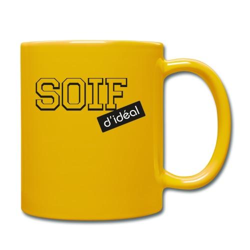 Soif d'idéal - Mug uni
