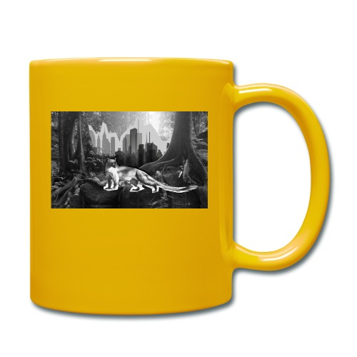 Fossa & Jungle - Full Colour Mug