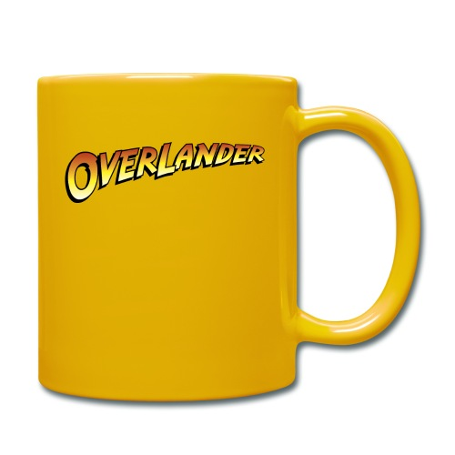 Overlander - Autonaut.com - Full Colour Mug