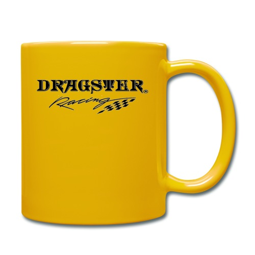 DRAGSTER WEAR RACING - Tazza monocolore