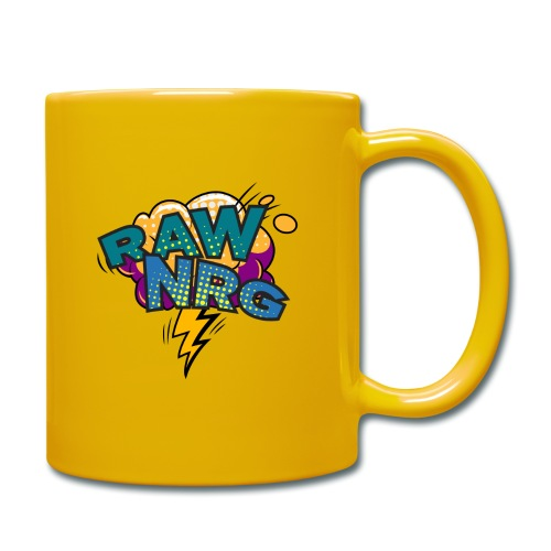Raw Nrg Comic 1 - Full Colour Mug