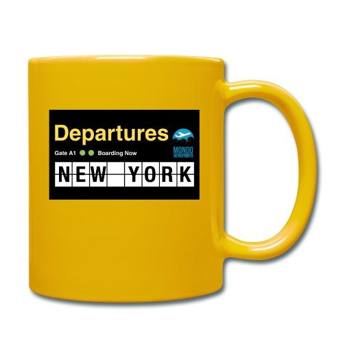 Departures Defnobarre 1 png - Tazza monocolore