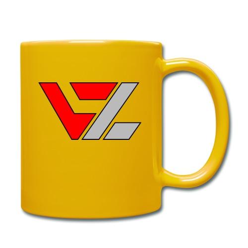 vusionZ | Peace - Tasse einfarbig
