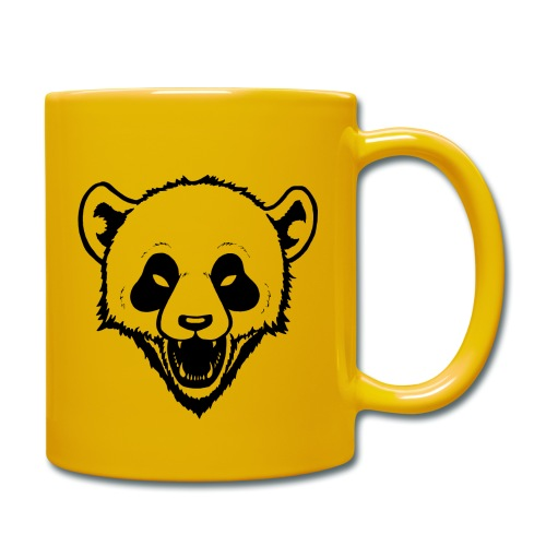 Panda - Tasse einfarbig