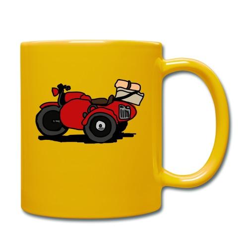 side rouge - Mug uni