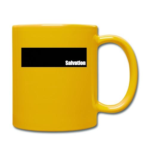 Salvation - Tasse einfarbig