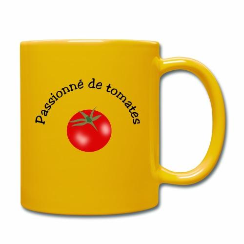 Tomate rouge - Full Colour Mug
