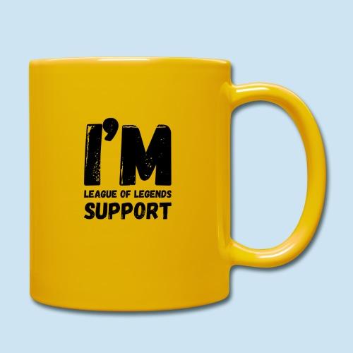 I'm Support Main - Ensfarget kopp