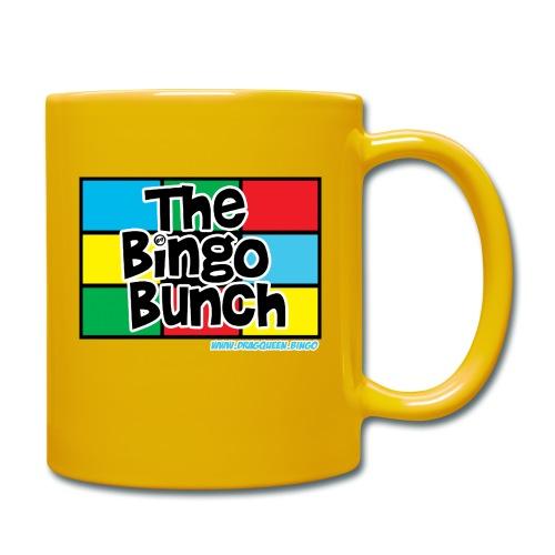 BINGO BUNCH MONDRIAN - Full Colour Mug