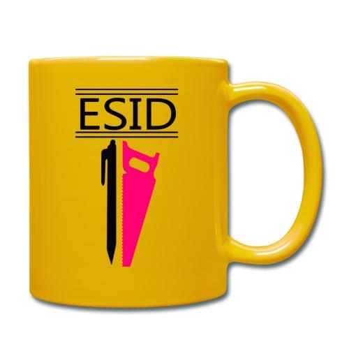 ESID Zwart-roze - Mok uni